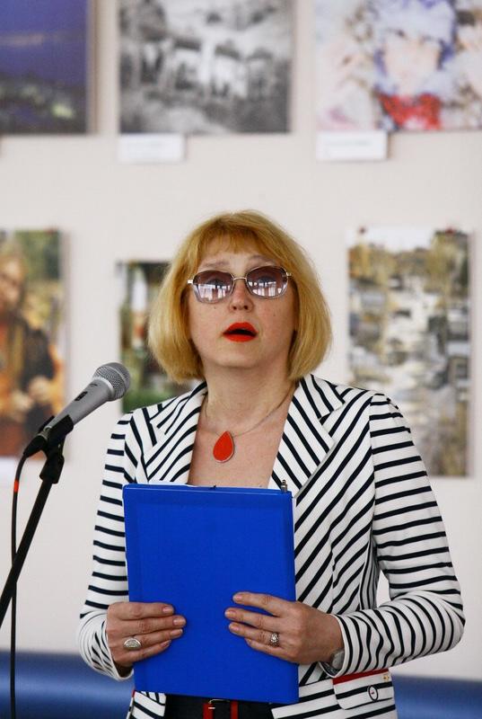 Андреева Наталия Ивановна, пресс-секретарь Законодательного собрания Ульяновской области