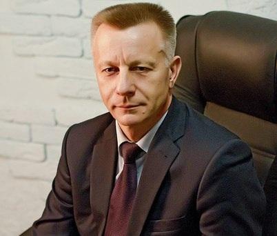 Наконечный Сергей Иванович, генеральный директор АО «Аэропорт Ульяновск» имени Н.М. Карамзина