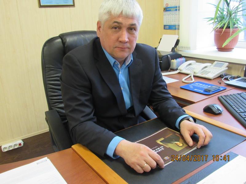 Утин Сергей Иванович, генеральный директор компании ООО «Ульяновский приборо-ремонтный завод»